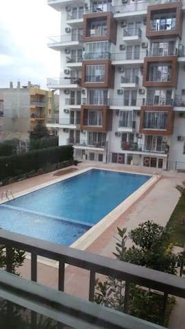 Room and beds in new apartment - Bornova - Apartment