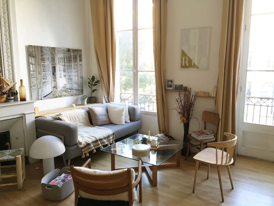 Bel appartement triangle d 39 or apartments for rent in for Appartement bordeaux triangle d or