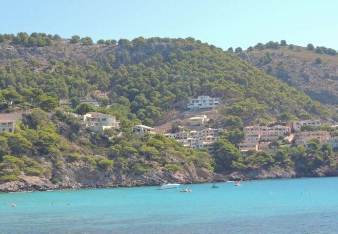 Canyamel house close to the sea. Wifi