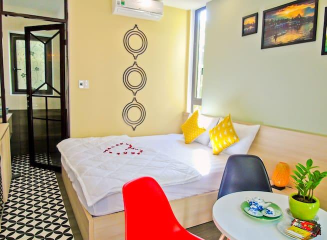 Xanh la Hoi An- 1 king bed