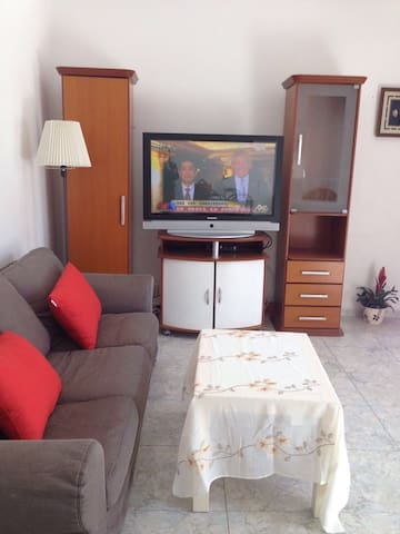 Very cheap Puerto Mogan apartment - Puerto de mogan - Apartamento