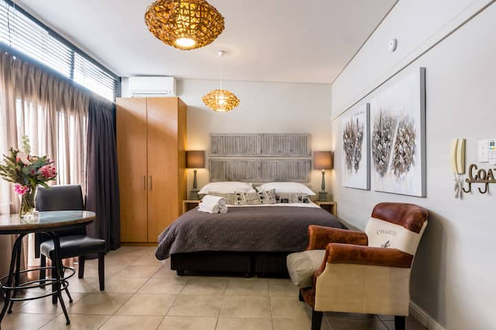 Explore Stellenbosch from this Gorgeous Apartment