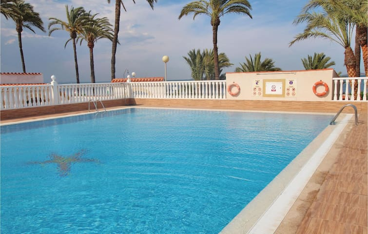 Terraced house with 1 bedroom on 52m² in Cartagena