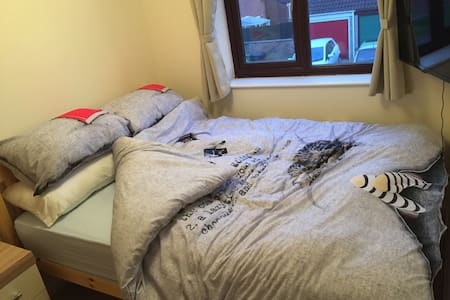 Double room with smart HD TV - Attleborough - Bed & Breakfast