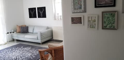 HOME FEELING in unserem 2 Zi-App in Neckarsulm