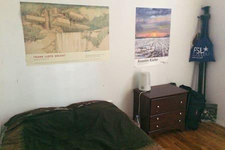Large Room in Williamsburg Loft off L train - Brooklyn