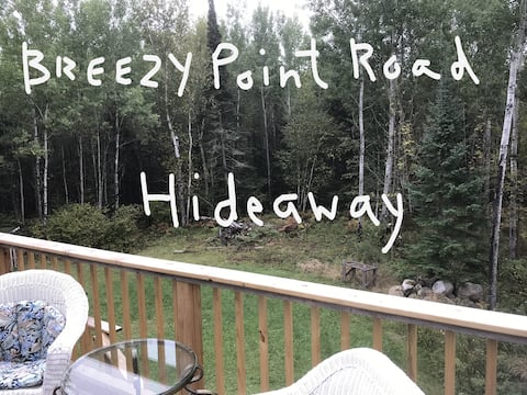 Breezy Point Road Hideaway
