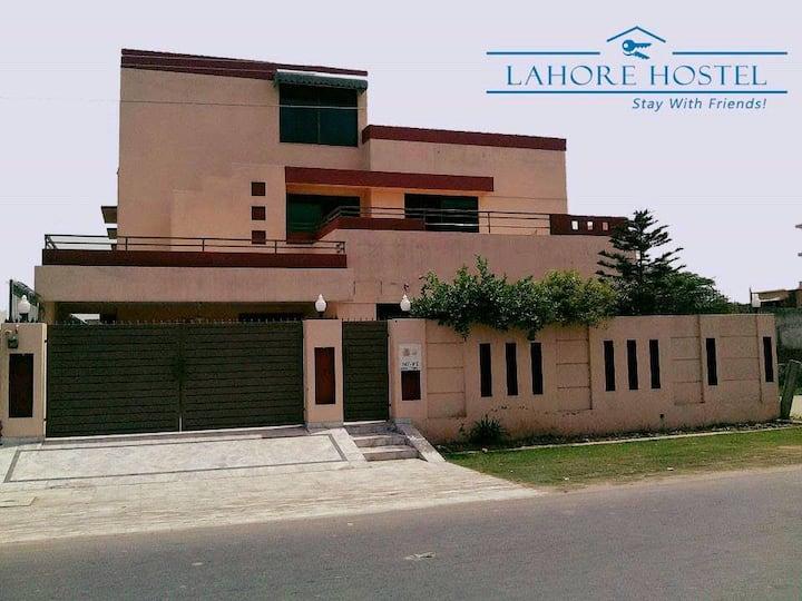 Lahore Hostel Wapda Town