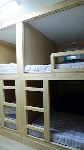 NG HOUSE 4 Dormitory -B3 - Mapo-gu, Seoul - Bed & Breakfast