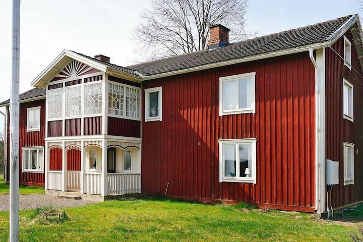 7 personas casa en RÖRVIK