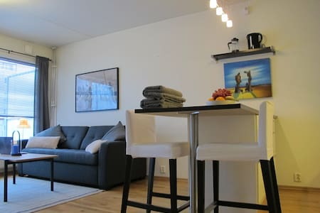 ⭐️ Warm and cosy 4 sleep in city center / Wi-Fi