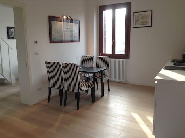New and lovely apartment with balcony. - Venetsia - Huoneisto