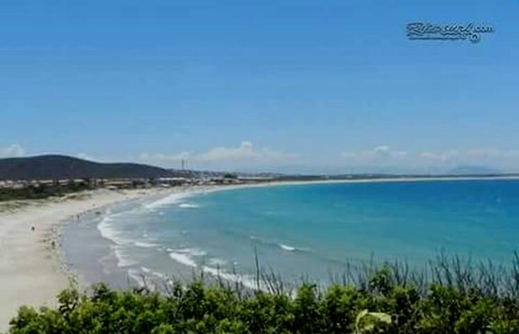 Casa pertinho da praia do Peró - Cabo Frio