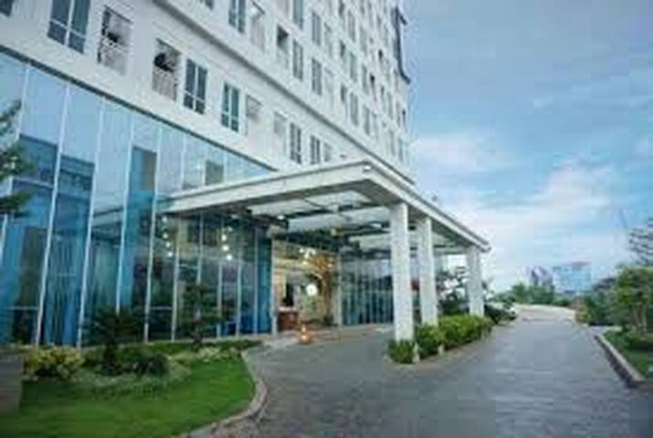 Grand Dhika City Apartment