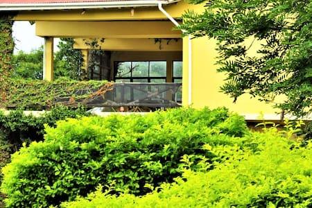 Hillside House Arusha shared room 2