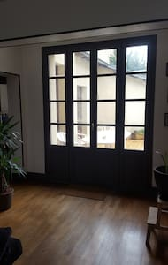 Chambre dans maison avec jardin - Gannat