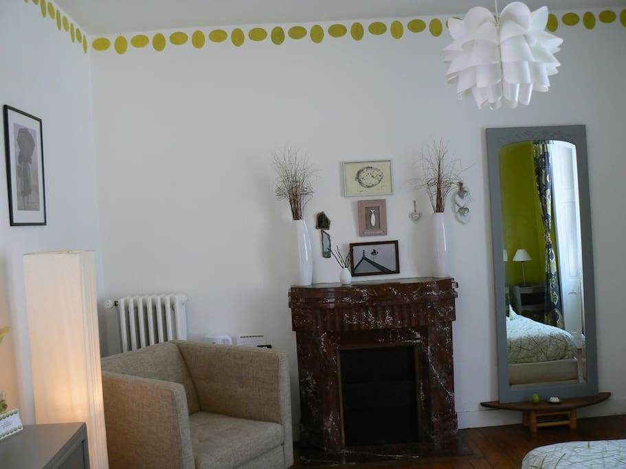 Chambre d 39 h te camaret sur mer houses for rent in for Chambre d hote brittany