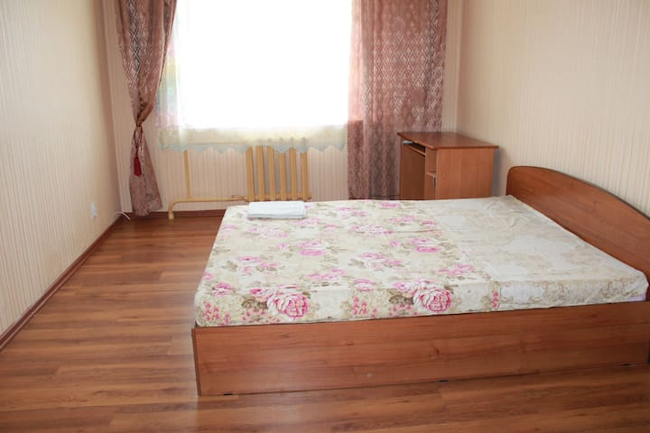 Евро2-х комнатная квартира - Kirov - Apartment