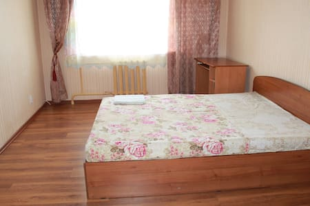 Евро2-х комнатная квартира - Kirov - Apartamento