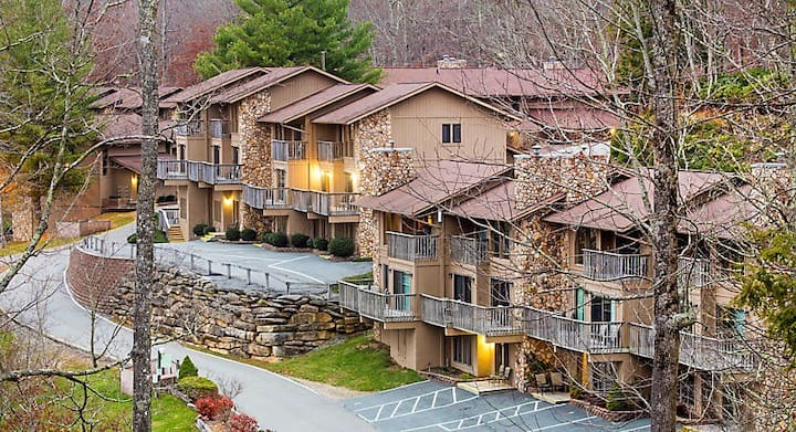 Blue Ridge Village 2BR Villa sleeps 8 on Resort