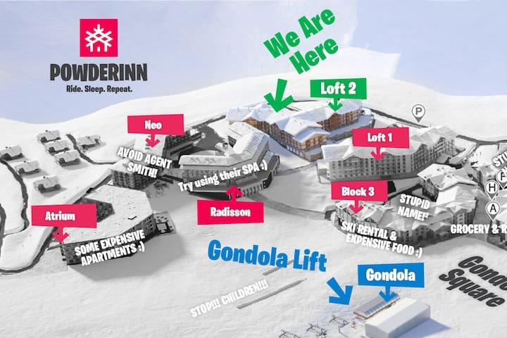 New Gudauri Resort