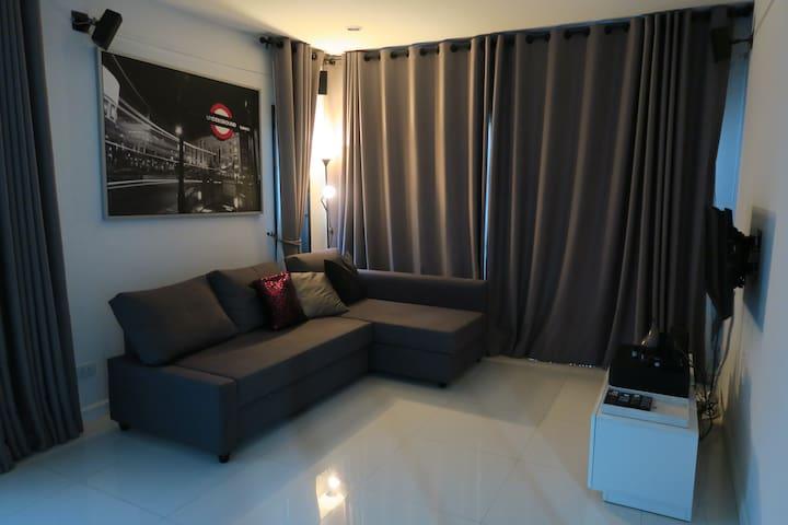 Modern Style House Donmuang Airport - Tambon Bang Phun - Dům
