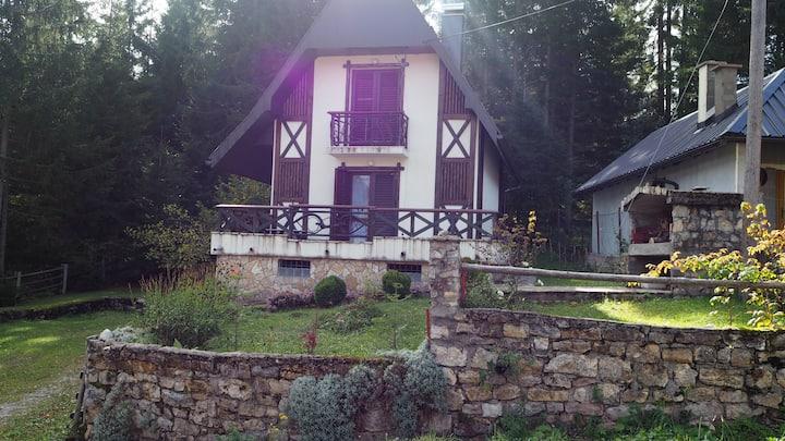 Vila Vera Zlatar planina Drmanovići bb Nova Varoš