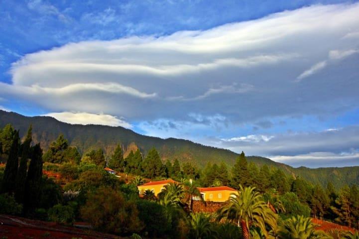 Villa Quinta Valencia - peace & quiet on La Palma