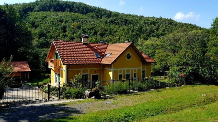 Apartment Rybníček comfort in the middle of nature