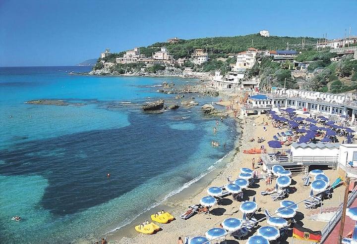 Nuovissimo Bilocale a 2 passi dal mare fantastico!