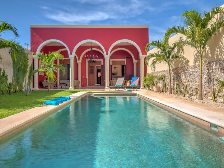 CASA TAMARINDO SPLENDID TOP NOTCH HOME CENTRO