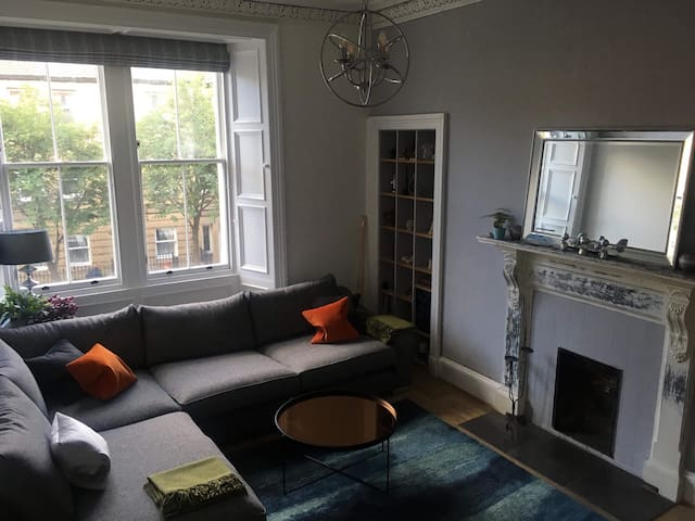 City Centre flat in the heart of the festival
