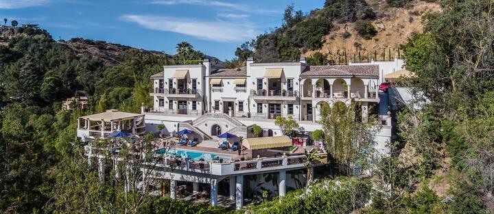 Hollywood Hills Villa Fiona