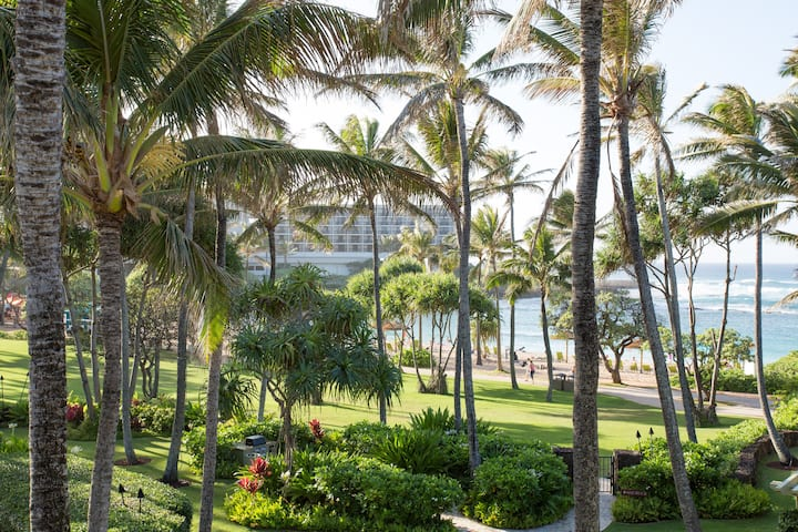 Turtle Bay Oceanview Beachfront 3BR Villa #314