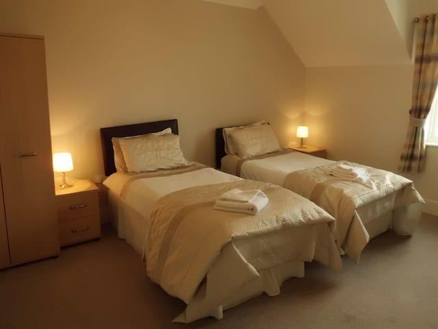 Twin room-Standard-Ensuite