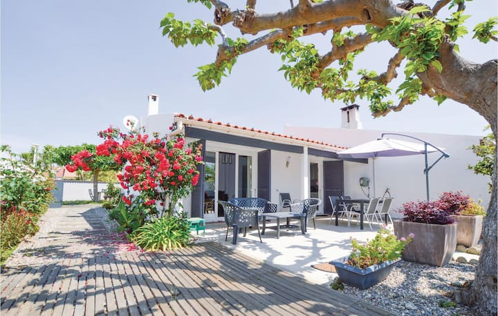 Beautiful home in Lucciana with WiFi and 3 Bedrooms