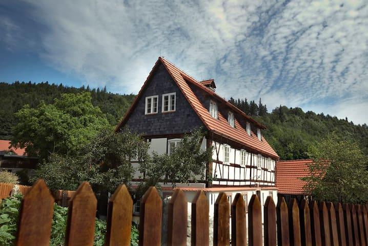 Dom Tkacza, apartament Pokój Sukien - Pieszyce