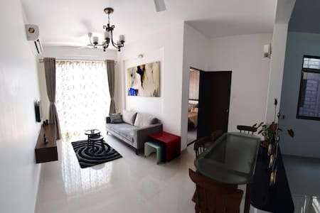 Cozy 1 BHK Apartment in Varsoli Alibag Unit 1