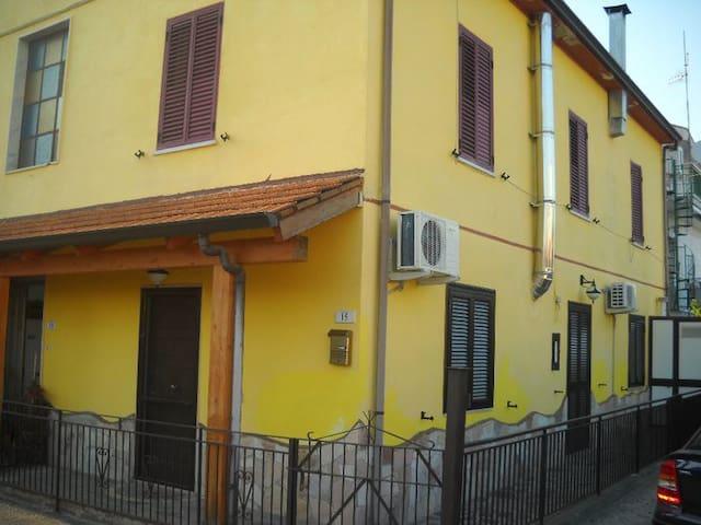 soluzione Tiziana - Capaccio - Apartamento