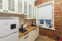 Укомплектованная кухня | Equipped kitchen