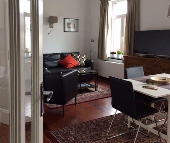 2 Pers. Apartment Le Baron - Stavelot - Apartament