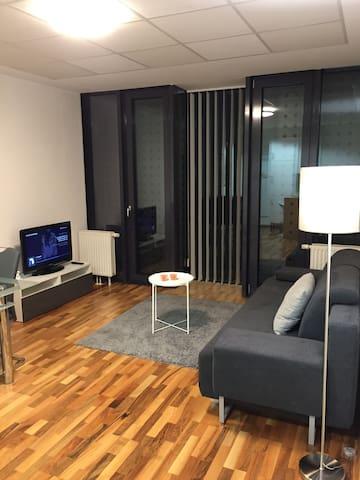 Moderne Wohnung in zentraler ruhiger Lage