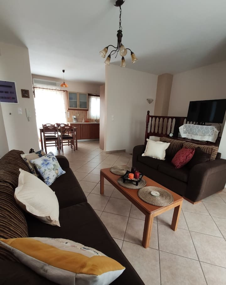 Aegina Cozy Apartment