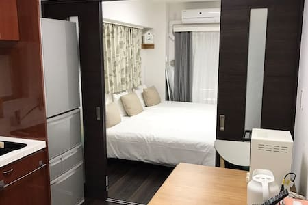 Cozy charming room/NagaMeguro station walk 10 mins - Meguro-ku - Apartment