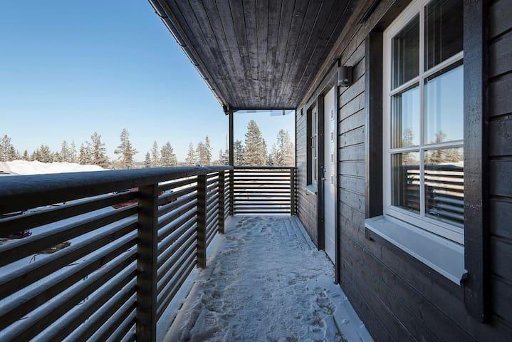 New Build Apartment Lindvallen/Sälen