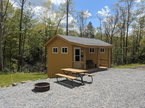 New River Cabins #8-Fayetteville 4 min to NewRiver