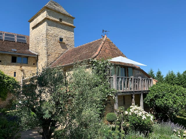 1-bedroom rural property for couple nears Cahors
