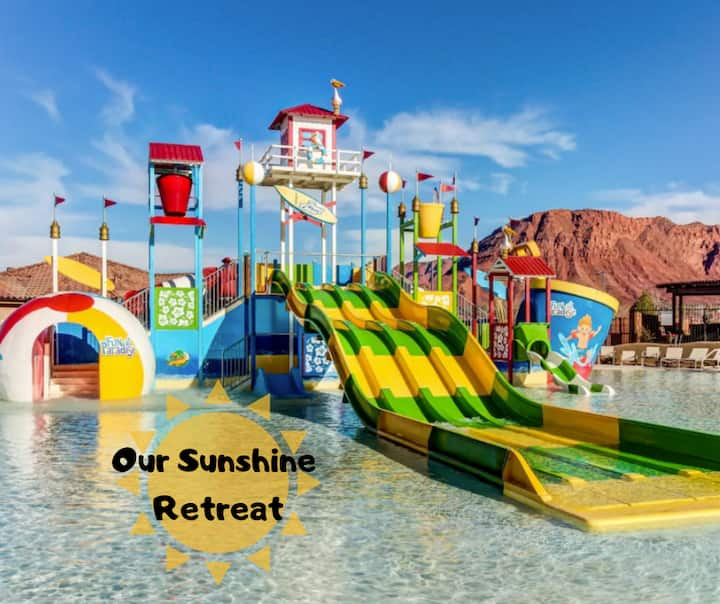 Our Sunshine Retreat in Paradise Village