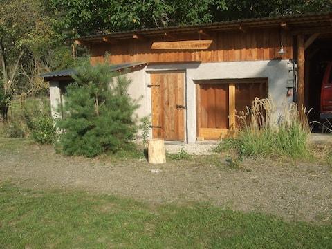 Natur pur- Hütte für 2