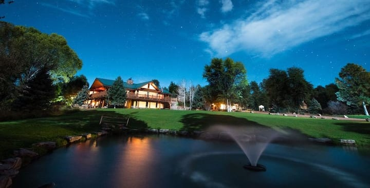 *HUGE* 5acre Payson CountryClub Estate -Sleeps 20+